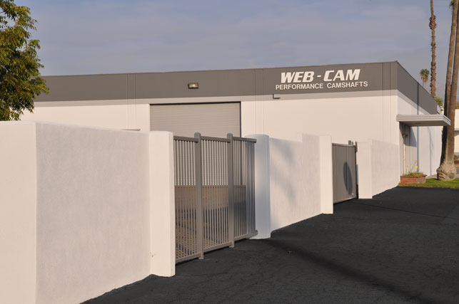 Web Cam Inc. Racing / Performance Cams